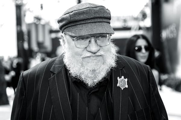 Why George R.R. Martin of Game of Thrones Almost Quit Writing