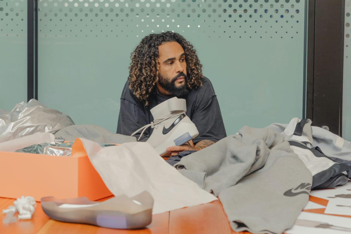 How Jerry Lorenzo Created Fear of God.