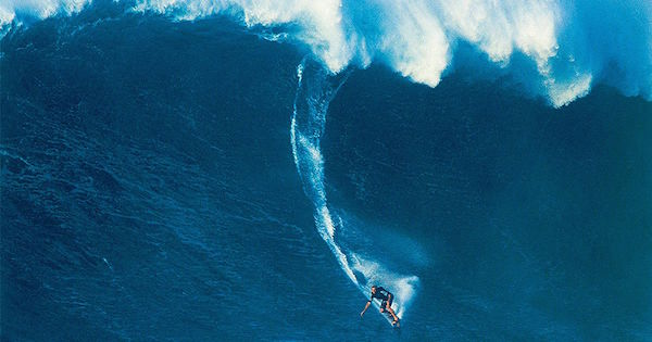 Laird Hamilton, Using Your Fear